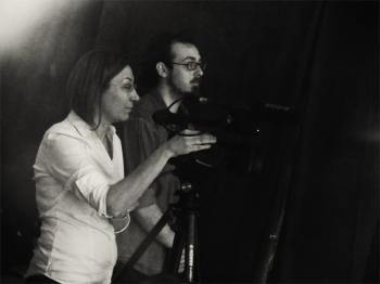Barbara Enrichi e Claudio Montella