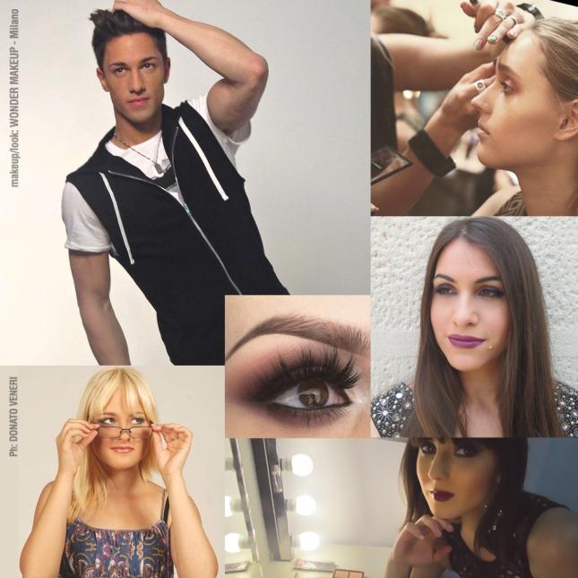 Make Up e Immagine - Start Up Management - WonderMakeup.artist