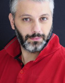 Romolo Mangone modello attore - Start Up Management